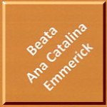 Blessed Anne Catherine Emerich / Beata Ana Cataline Emmerick